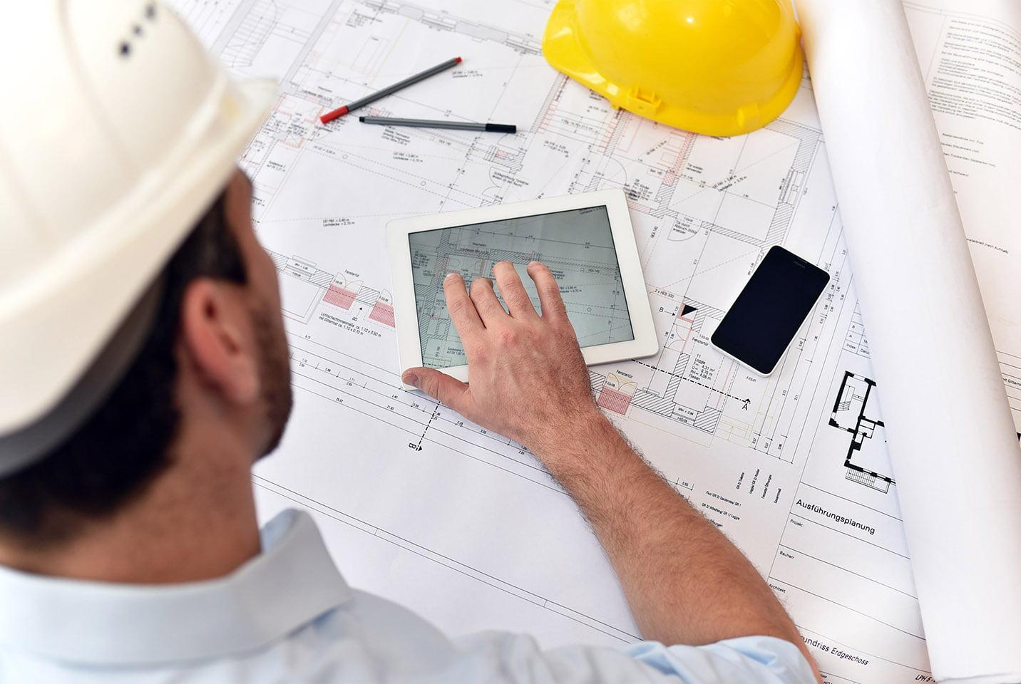 Architektur, Bauleitung