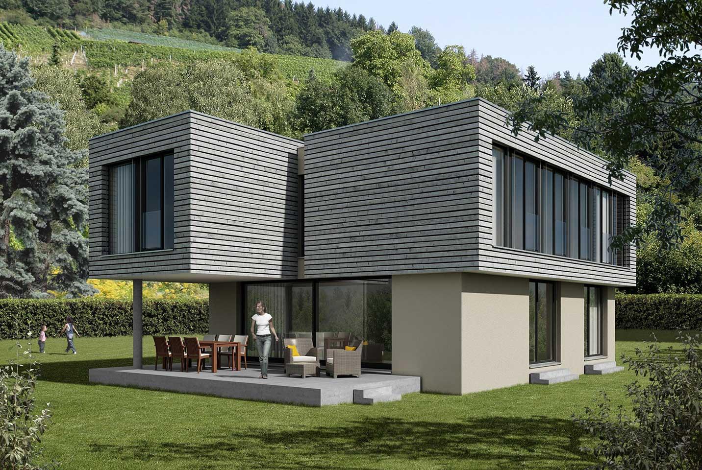 Lerch-Haus Eigenprojekte